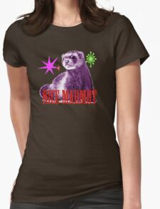 NIce Marmot Womens Fitted T-Shirt