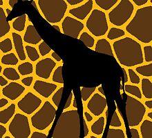 Giraffe by antsp35