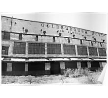The Old Warehouse - Port Adelaide Poster