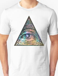 Cosmic Eye of Providence T-Shirt
