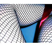 Abstract Girl Photographic Print