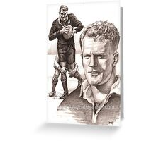 Stan Meads Greeting Card