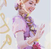 Rapunzel  by hacobcorreia