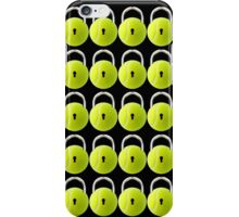A load of ball locks iPhone Case/Skin