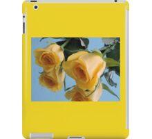 Deux Fleurs iPad Case/Skin