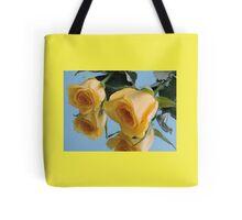 Deux Fleurs Tote Bag