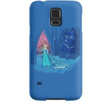 Frozen in Time and Space Samsung Galaxy Case/Skin