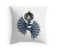 Kitana - Mortal Kombat X Throw Pillow