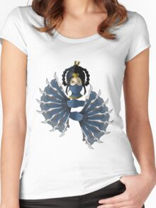 Kitana - Mortal Kombat X Women's Fitted Scoop T-Shirt
