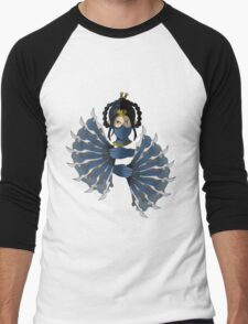 Kitana - Mortal Kombat X Men's Baseball ¾ T-Shirt