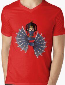 Kitana - Mortal Kombat X Mens V-Neck T-Shirt