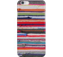 Colorful Rug iPhone Case/Skin