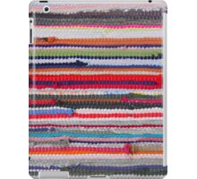 Colorful Rug iPad Case/Skin