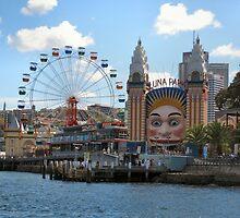 Sydney Luna Park by Jason Farlow