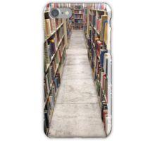 Columbia University Library Stacks iPhone Case/Skin