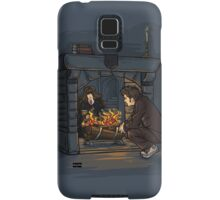 The Witch in the Fireplace Samsung Galaxy Case/Skin