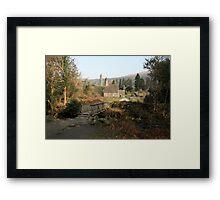 Glendalough 2 Framed Print