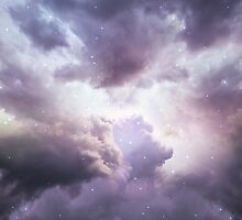 The Skies Are Painted II (Cloud Galaxy) by soaringanchor