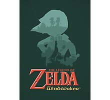 The Legend of Zelda: Wind Waker Photographic Print
