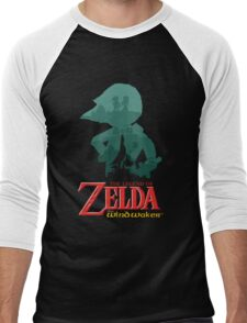 The Legend of Zelda: Wind Waker Men's Baseball ¾ T-Shirt