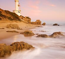 The Stubborn Lighthouse by Luka Skracic