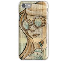 The Iron Woman 1 iPhone Case/Skin