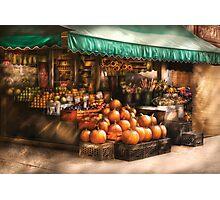 The Fruit Market Photographic Print