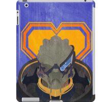 N7 Keep - Garrus iPad Case/Skin