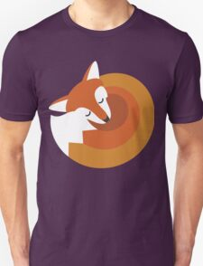 Sleeping Fox (Hounds Off) T-Shirt