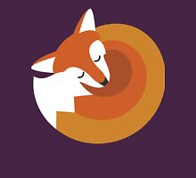 Sleeping Fox (Hounds Off) Unisex T-Shirt