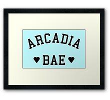 arcadia bae Framed Print