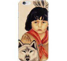 Little Wolf iPhone Case/Skin