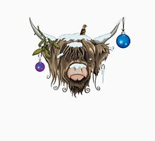 Highland Cow X Unisex T-Shirt
