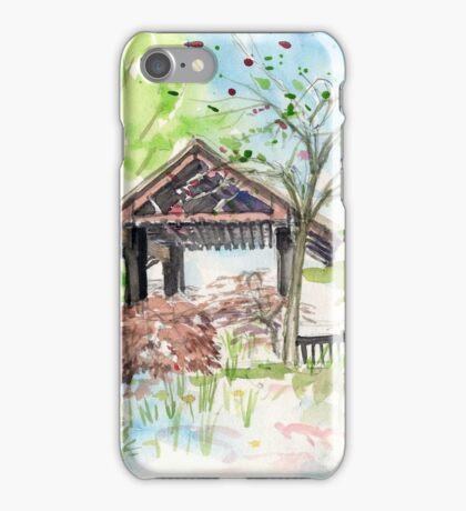 The Cherry Garden in Telford, Shrosphire, England iPhone Case/Skin