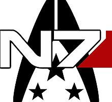 N7 Alliance Special Forces by goodguybrons