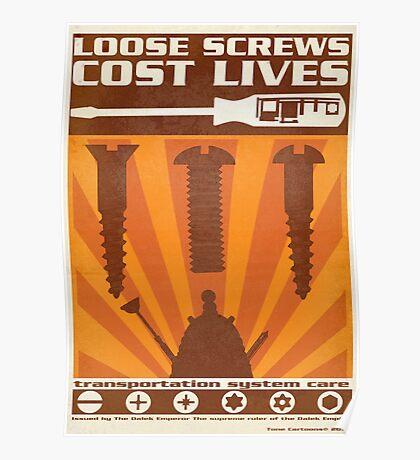 Time War Propaganda II Poster