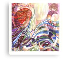 Share the Experience Canvas Print