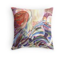 Share the Experience Throw Pillow