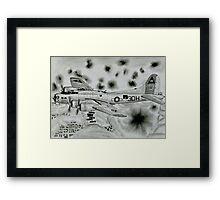 B-17G Framed Print