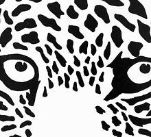 Leopard Eyes - 2 by AnneMerritt