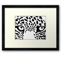 Leopard Eyes - 2 Framed Print
