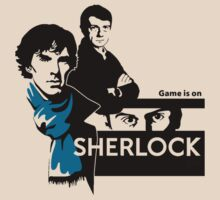 game is on...sherlock! by Mapivwi