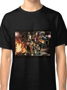 Megatron ft starscream Classic T-Shirt