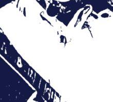 Albert King Sticker
