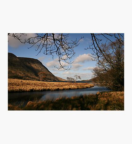 Lake in Glenveagh National Park #1 Photographic Print