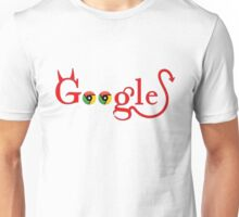 Devil Google Unisex T-Shirt