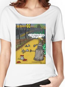 The Dalek Of OZ Women's Relaxed Fit T-Shirt