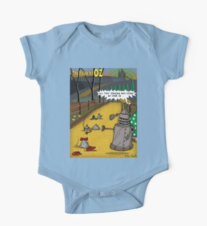 The Dalek Of OZ One Piece - Short Sleeve