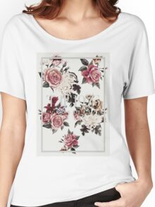 THE 1975 - ROBBERS Women's Relaxed Fit T-Shirt