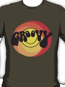 Groovy - Retro shirt T-Shirt